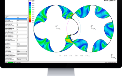 Free Webinar: TwinMesh and ANSYS CFD for reliable CFD simulation of rotary pd machines