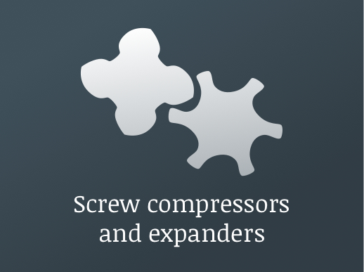 Reliable CFD Analysis of Screw Compressors and Expanders