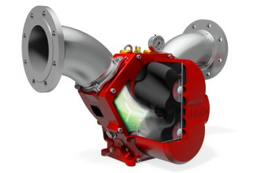 New Rotary Lobe Pump Design Standard Set with CFX Berlin's TwinMesh