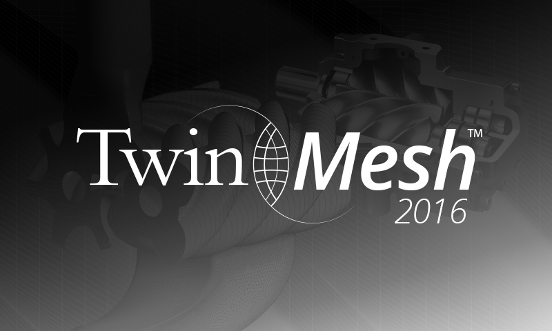 TwinMesh 2016 – released